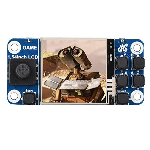 LCD-scherm - Mini Game Console 1.54in LCD Display Touch Screen voor Raspberry Pi