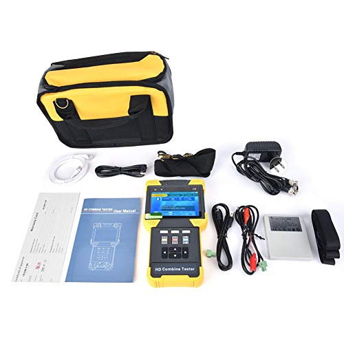 Why Should You Buy AC100-240V 1080P Digital HD Combine Tester CCTV Tester IP Analog Camera Tester(US...