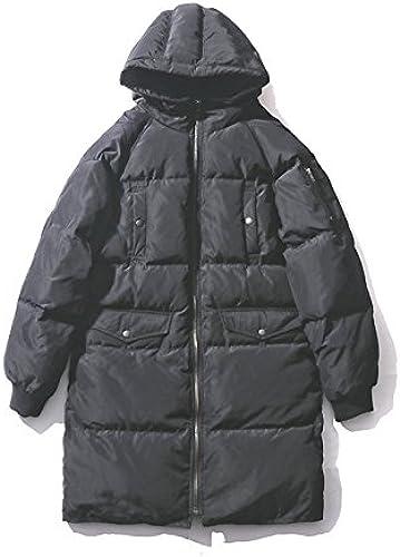 Vestes homme en coton avec encapuchonné veste