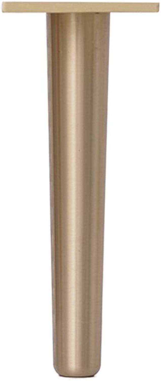 Copper furniture legs - Cabinet feet - Sofa Legs Coffee Table Legs - Anti-Oxidation Metal Legs 12 15 20cm