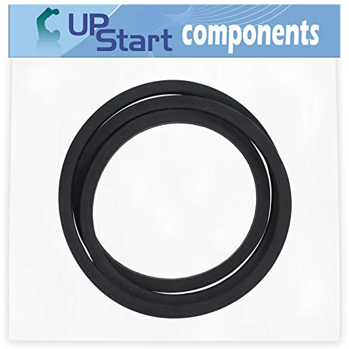 UpStart Components 754-04001A Lower Drive Belt Replacement for MTD 13AN772G000 (2008) Lawn Tractor - Compatible with 954-04001A Belt -  LM-954-04001-DL76