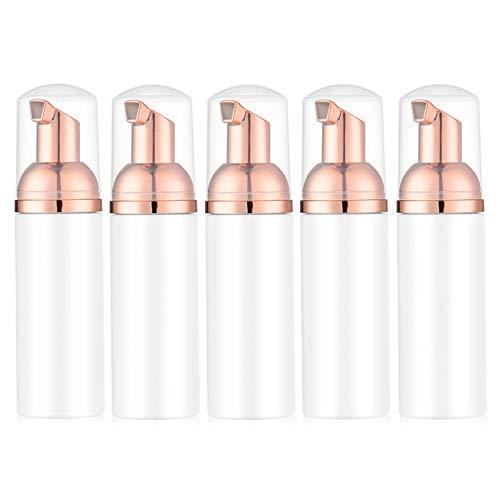 Voloki 10 botellas de spray para cosméticos pequeños pequeños botes de pulverización recargables Durable contenedor recipiente