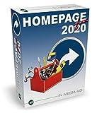 HomepageFIX 2020 - Webdesign Software für Einsteiger und Profis ohne HTML Kenntnisse - die kinderleichte Webdesignsoftware für jeden Einsatzzweck - jetzt die eigene Webseite erstellen