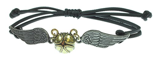 Hot Topic Harry Potter Golden Snitch Bracelet