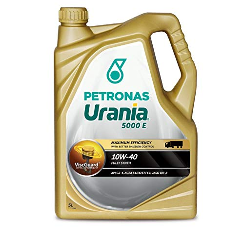 Urania 5000 E 10W40, 5 litros