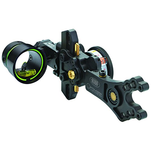 HHA KP-3810 Optimizer King Pin 1 3/8 in.010 Archery Sight, Right Hand