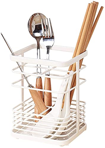 SYNAAN Cutlery drying rack Simple cutlery storage rack (Color : B)