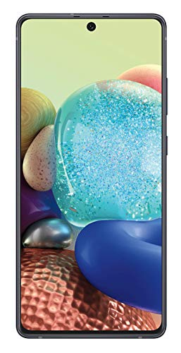 Samsung Galaxy A71 5G LTE Verizon | 6.7' AMOLED Screen |128GB of Storage | Long Lasting Battery | Single SIM | 2020 Model | Black - (SM-A716VTKMVZW) (Renewed)
