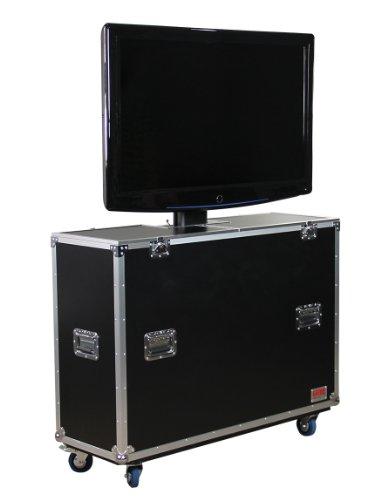 Gator G-Tour elift 55ATA Flight Case w/eléctrico de ascensor para LCD y pantallas de plasma