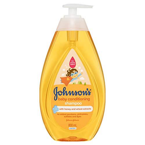Johnson's Baby Conditioning Shampoo, 27.05 fl.oz