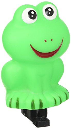 Point Kinder Tierhupe Frosch - mit Schelle zur Befestigung am Lenker, grün, 16016601