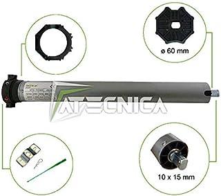 INDEM Motore per tapparelle e Tende da Sole 100 kg 50 NM automazione