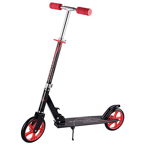 Review Of Dygzh Scooter Children's Folding Kick Scooter Aluminum Alloy 2 Wheel Glider Adjustable Hei...