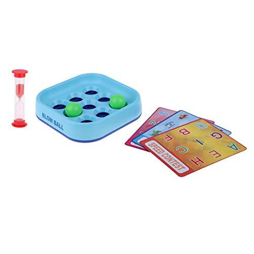 SM SunniMix Atemtraining Schlagball Brettspiel Kinder Intelligenz Entwicklung Übung