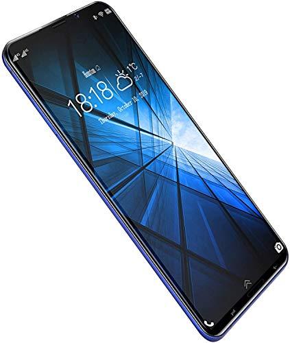 Moviles Libres Baratos 4G Android 9.0 Pie , J6+(2020) 3GB RAM+16GB ROM/128GB 5.99 Pulgadas Full-Screen Smartphone Libre 4800mAh Quad-Core Dual SIM Dual Cámara 8MP+5MP Moviles baratos y buenos (Or)