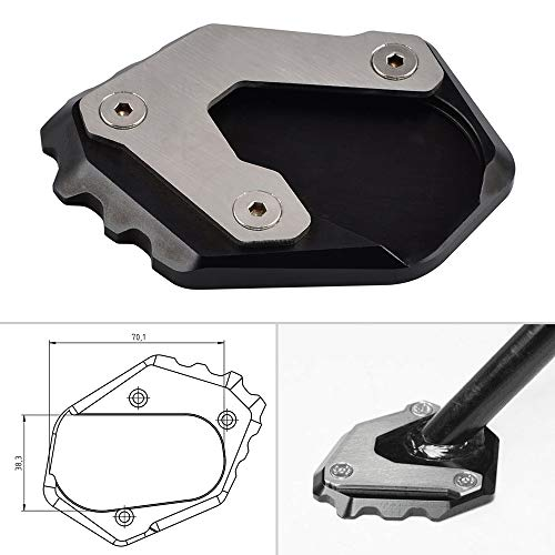 H2Racing Reemplazar B-M-W R1250GS 1G13(K50),R1250GS Adventur