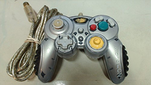 MicroCon Game Controller for GameCube (Colors Vary)