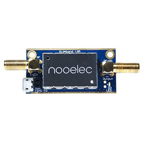 NooElec Lana Barebones - Módulo Amplificador de Ultra Bajo Ruido (LNA) para...