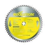 Evolution 677352 EVO 90T Blade Disco para Acero Inox...