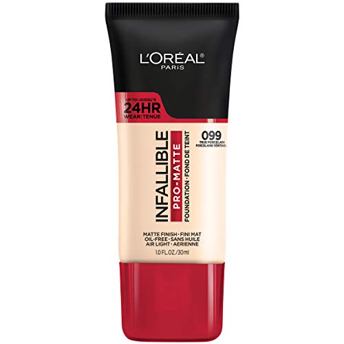 base loreal infallible pro matte 107 fabricante L'Oreal Paris Cosmetics