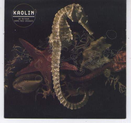 Kaolin - De retour dans nos crique 11-trk - CD - PROMOTIONAL ITEM