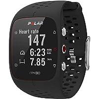 Polar M430 Reloj de Running con GPS y Frecuencia cardíaca en la muñeca - Multideporte - actividad 24/7 - Negro, M/L