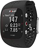 Polar M430 GPS Running Watch with Heart Rate Tracking - Black - Size M-L