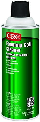 CRC Foaming Coil Cleaner