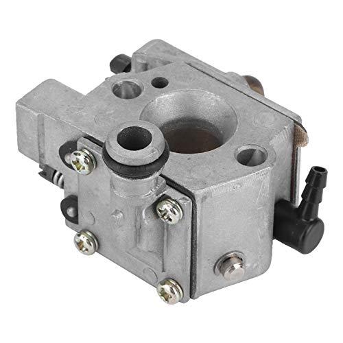 Germerse Carburador de Motosierra, carburador de Motosierra de Aluminio Estable, 1121 120 0610 OEM Professional para Motosierra MS240 MS260 Motosierra cortadora de césped Herramienta de jardín