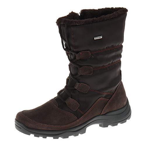 Rohde Schuhe für Damen Stiefel Mocca 936472 (42 EU)