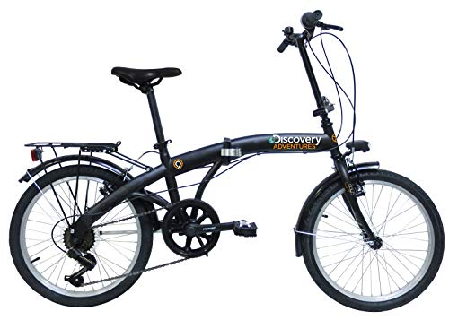 E.DE.N. Bikes Velo 20'' Pliant Discovery...