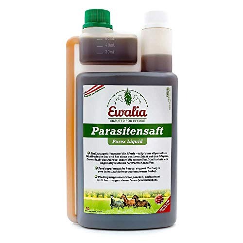 Ewalia - Parasitensaft, 1 Liter