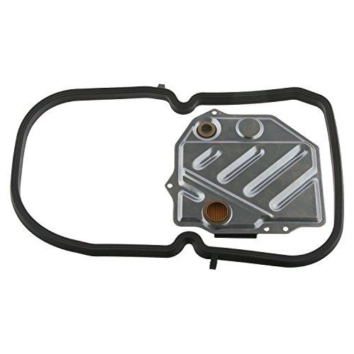febi bilstein 02177 Getriebeölfiltersatz für Automatikgetriebe, mit Ölwannendichtung , 1 Stück