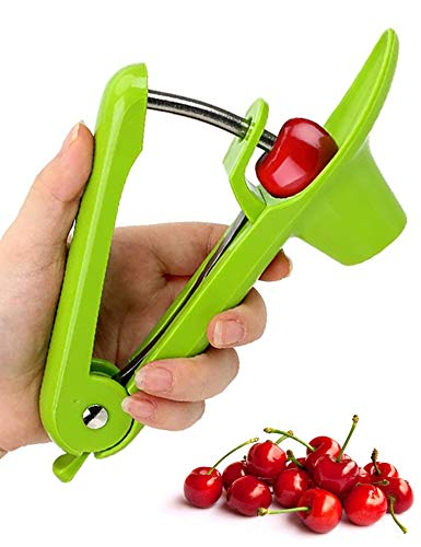 Cherry Pitter Tool, Olive Pitter Tool,Green