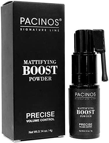 Pacinos Mattifying Boost Powder for Hair Styling Texture Root Lifting Volume Powder for Hair product image