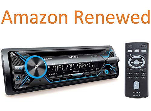 Our #4 Pick is the Sony MEX-N4200BT Single-DIN in-Dash Car Stereo