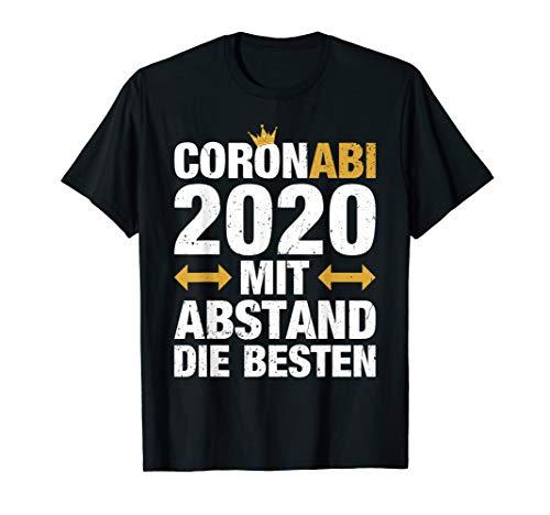 Abitur Abi 2020 Geschenk Abschluss Gymnasium Abifeier Besten T-Shirt