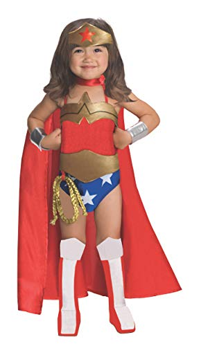 Rubies DC Super Heroes Collection Deluxe Wonder Woman Costume, Large