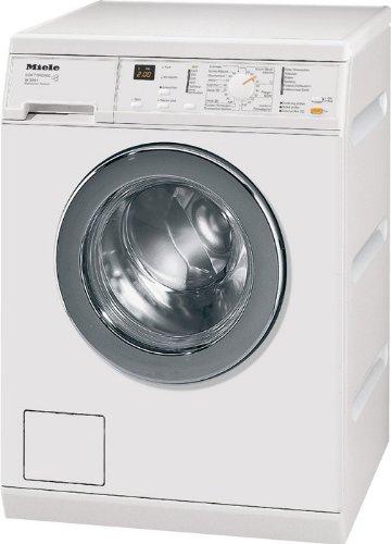 Miele W 3241 WPS - Lavadora (Independiente, Color blanco, Frente, 6 kg, 1400 RPM, A)