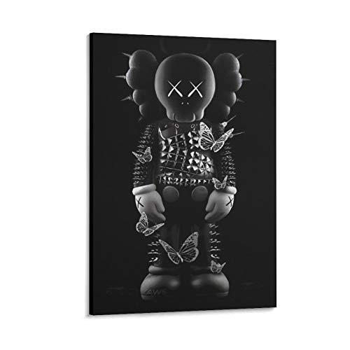 Heiwu Ka_ws Poster, dekoratives Gemälde, Leinwand, Wandkunst, Wohnzimmer, Poster, Schlafzimmer, Gemälde, 30 x 45 cm