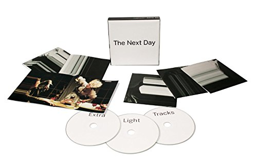 The Next Day Extra (2CD+1DVD)