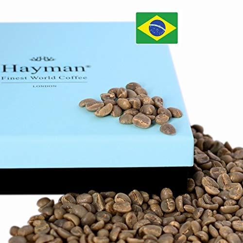 Brasilianischer Kaffeesieger des Cup of Excellence®* Wettbewerb - Grüne Kaffeebohnen - Einer der besten Kaffees der Welt, frisch von der letzten Ernte! (Schachtel mit 100g/3.5oz)