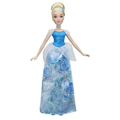 Hasbro Disney Prinzessin E0272ES2 Schimmerglanz Cinderella, Puppe