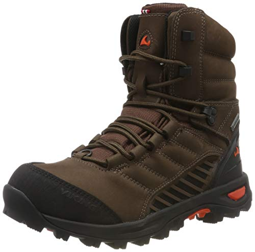 viking Damen Deer Hunter GTX W Jagdstiefel, Braun (Brown/Orange 831), 36 EU