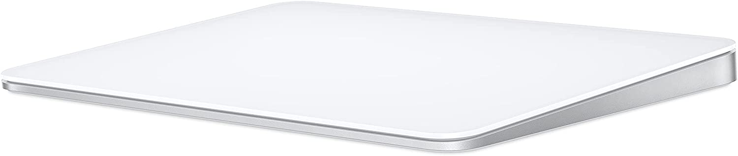 Apple Magic Trackpad (Wireless, Rechargable) - Silver