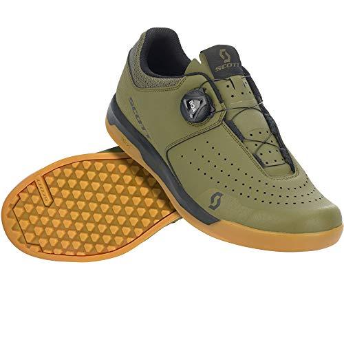 Scott Sport Volt Dirt MTB Fahrrad Schuhe grün 2020: Größe: 44