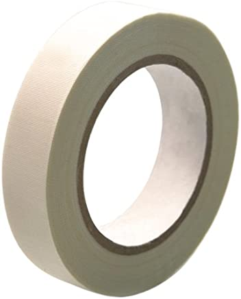 CS Hyde 17-FibG-DS Double Sided Fiberglass Tape with Silicone Adhesive 0.75 x 36 Yards