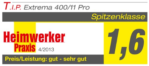 T.I.P. Extrema 400/11 Pro Schmutzwasserpumpe - 6