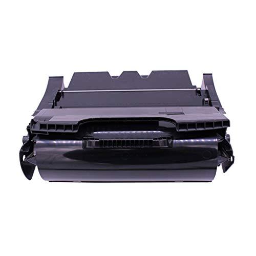 Compatible con LEXMARK X651A11P Cartucho De Tóner para LEXMAR X651DE X652DE X654DE X656DE X658DE XS651DE XS652DE XS654DE XS654DE XS656DTE XS658DME Cartucho De Tóner para Impresora Láser,Negro