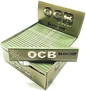 OCB Slim Fit X Pert Kingsize Rollend Papier 5 Boekjes